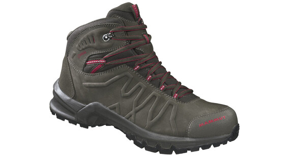 Mammut M's Mercury Mid II GTX Shoes bark-dark inferno